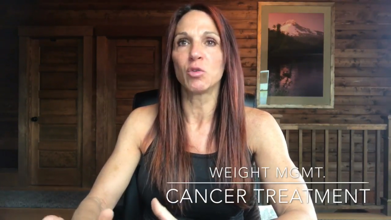 Cancer Treatment and Weight Management