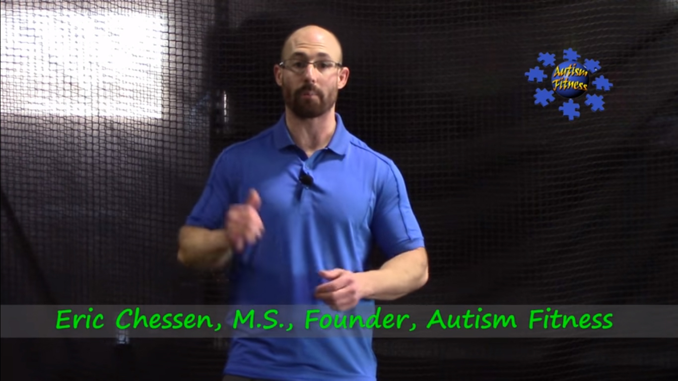 Autism Fitness Concepts: Pairing