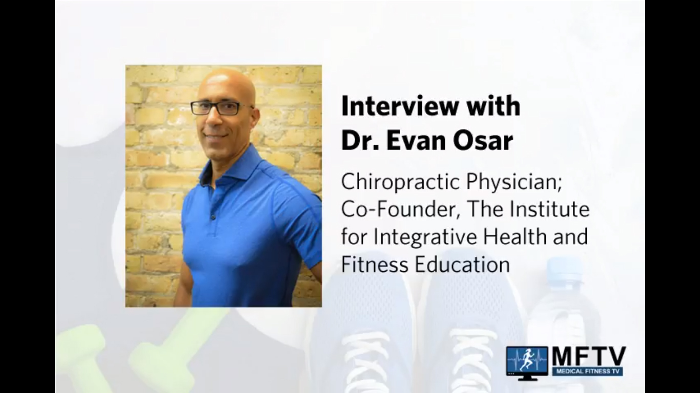 Dr. Evan Osar | MedFit TV Interview (Audio Only)