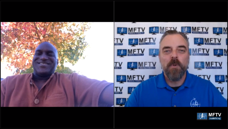 Dr. Karyemaître Aliffe | MedFit TV Interview