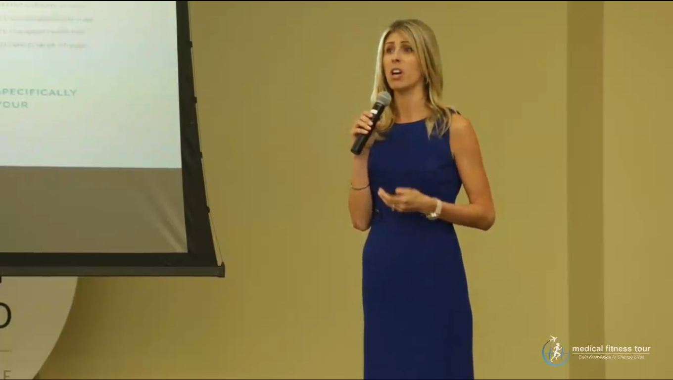DNA Testing: Defining Your Path to Personalized Health & Wellness (Medical Fitness Tour: San Francisco)