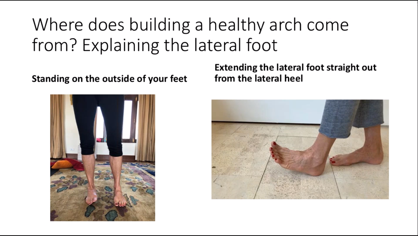 How to Rebuild Healthy Foot Function